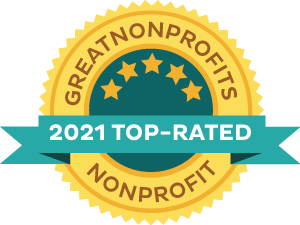 Great Nonprofits 2021 Top-Rated Nonprofit